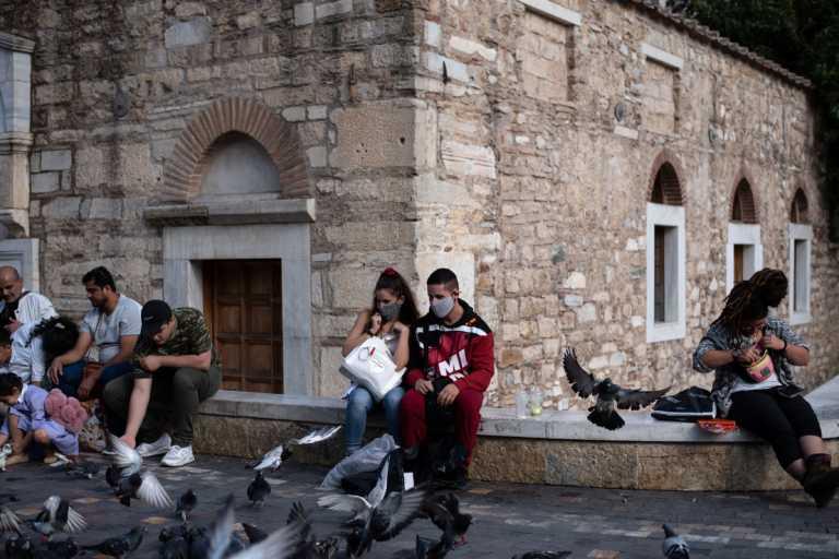 """Εφιάλτης στην Αττική: """"28.000 – 40.000 ενεργά κρούσματα κορονοϊού"""""""