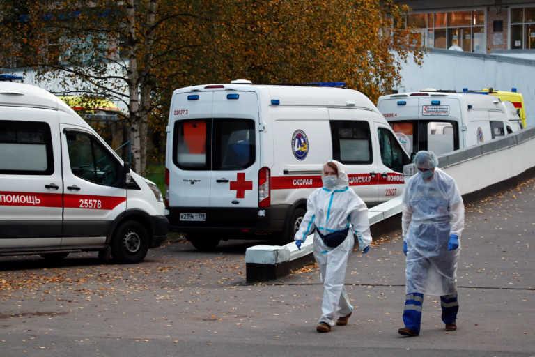 Ρωσία: Ξεφεύγει η κατάσταση με τον κορονοϊό – Στέλνει στρατιωτικούς ιατρούς στα Ουράλια