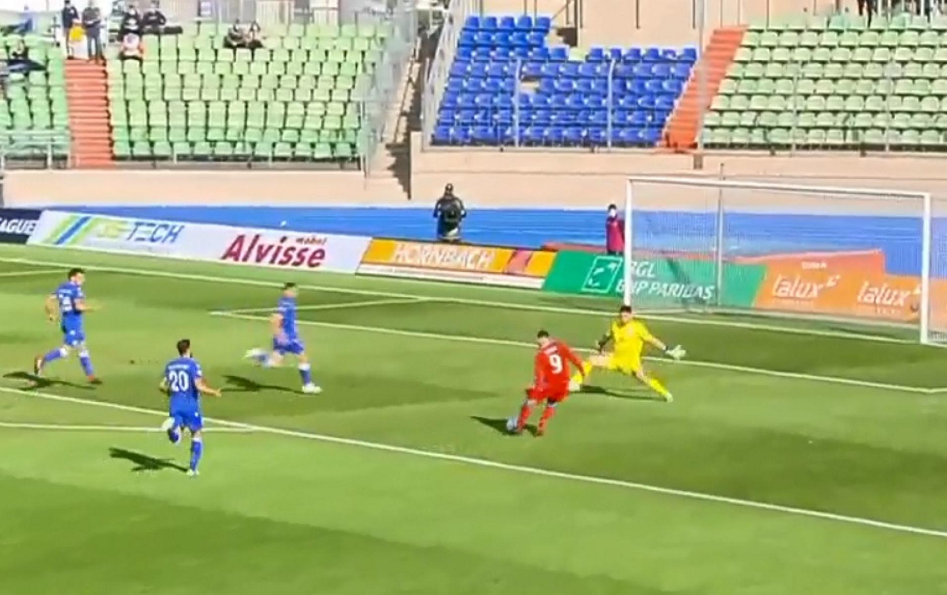 """""""Καταρρέει"""" η Κύπρος στο Nations League"""