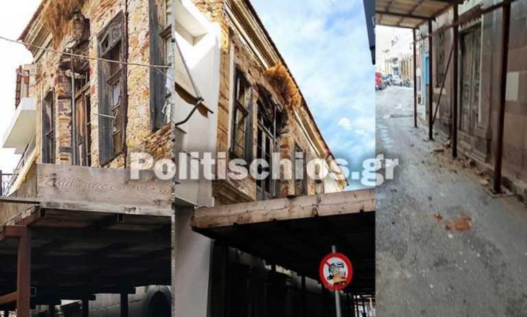 Τραγωδία στη Σάμο: Σε πλατείες και χωράφια έβγαλε ο σεισμός τους κατοίκους σε Χίο και Φούρνους