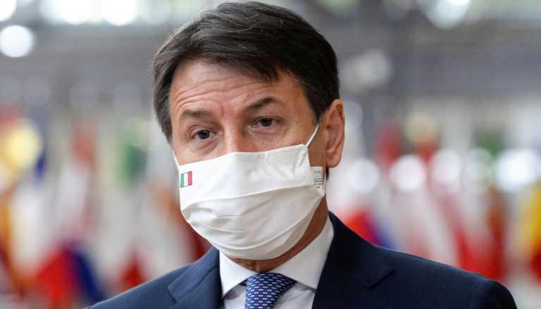 Κορονοϊός: Ο Κόντε ανακοίνωσε τα νέα περιοριστικά μέτρα για τα Χριστούγεννα στην Ιταλία