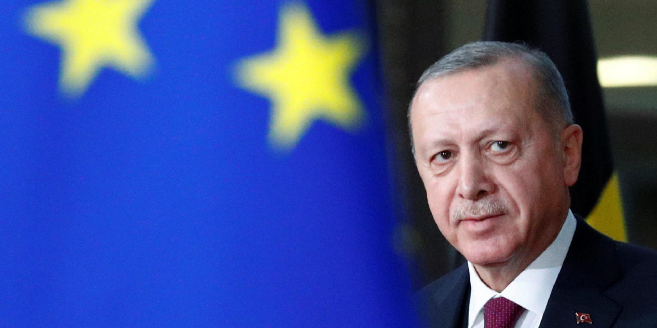 Επιφυλακτική η ΕΕ για την «επίθεση φιλίας» της Άγκυρας προς την Ελλάδα