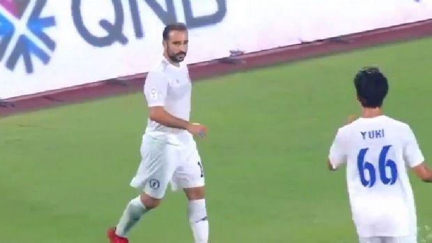 Γκολάρα ο Φετφατζίδης στο ντεμπούτο του με την Αλ Κορ (video)