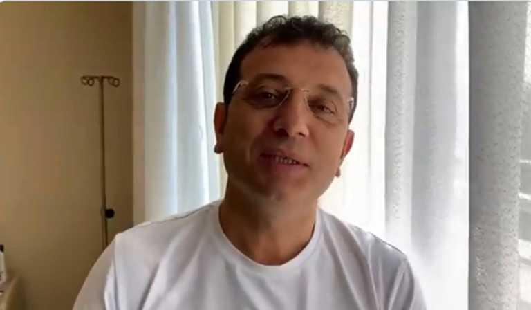 """Ο κορονοϊός """"χτύπησε"""" και τον Ιμάμογλου – Πώς το έμαθε (video)"""
