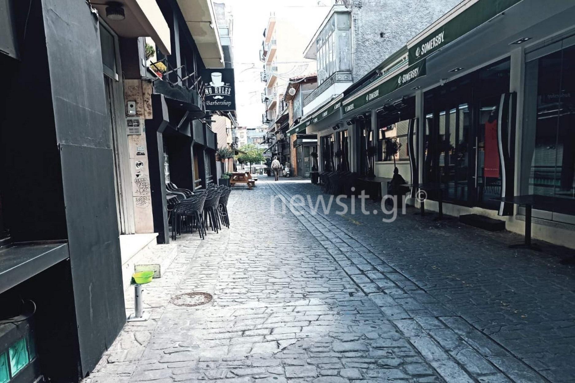"""""""Με το δεύτερο lockdown πάμε για ολική καταστροφή"""" – Αγωνιούν για το αύριο στην Κοζάνη – Τι οδήγησε στην καραντίνα (pics)"""