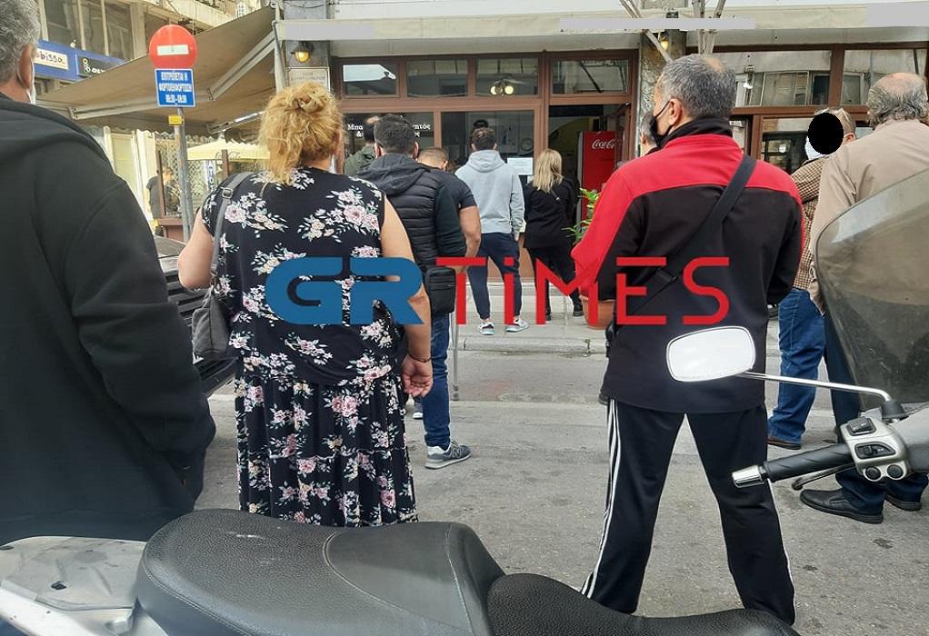 Θεσσαλονίκη: Χαμός στα Λαδάδικα την 28η Οκτωβρίου (pics)