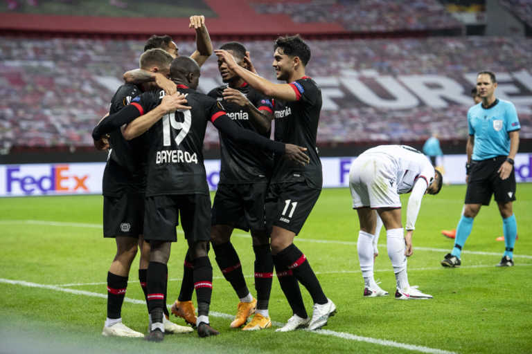 "Europa League: Εξάρα η Λεβερκούζεν – ""Βόμβες"" από Άλκμααρ και Γρανάδα (videos)"