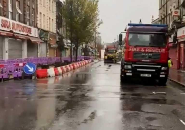 Έκρηξη σε κτίριο στο Λονδίνο! Φόβοι για νεκρούς