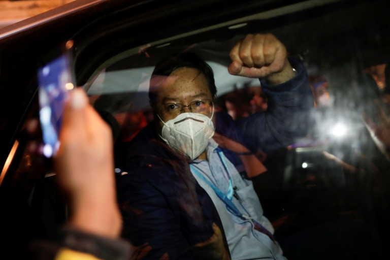 Βολιβία: Νικητής και επίσημα ο σοσιαλιστής Λουίς Άρτσε