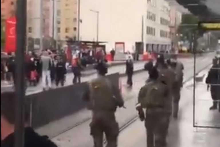 """Λιόν: Μία σύλληψη για απειλή βόμβας – Κάποιος φώναξε """"Αλλάχου Άκμπαρ"""" και προσπάθησε να ανατιναχτεί"""
