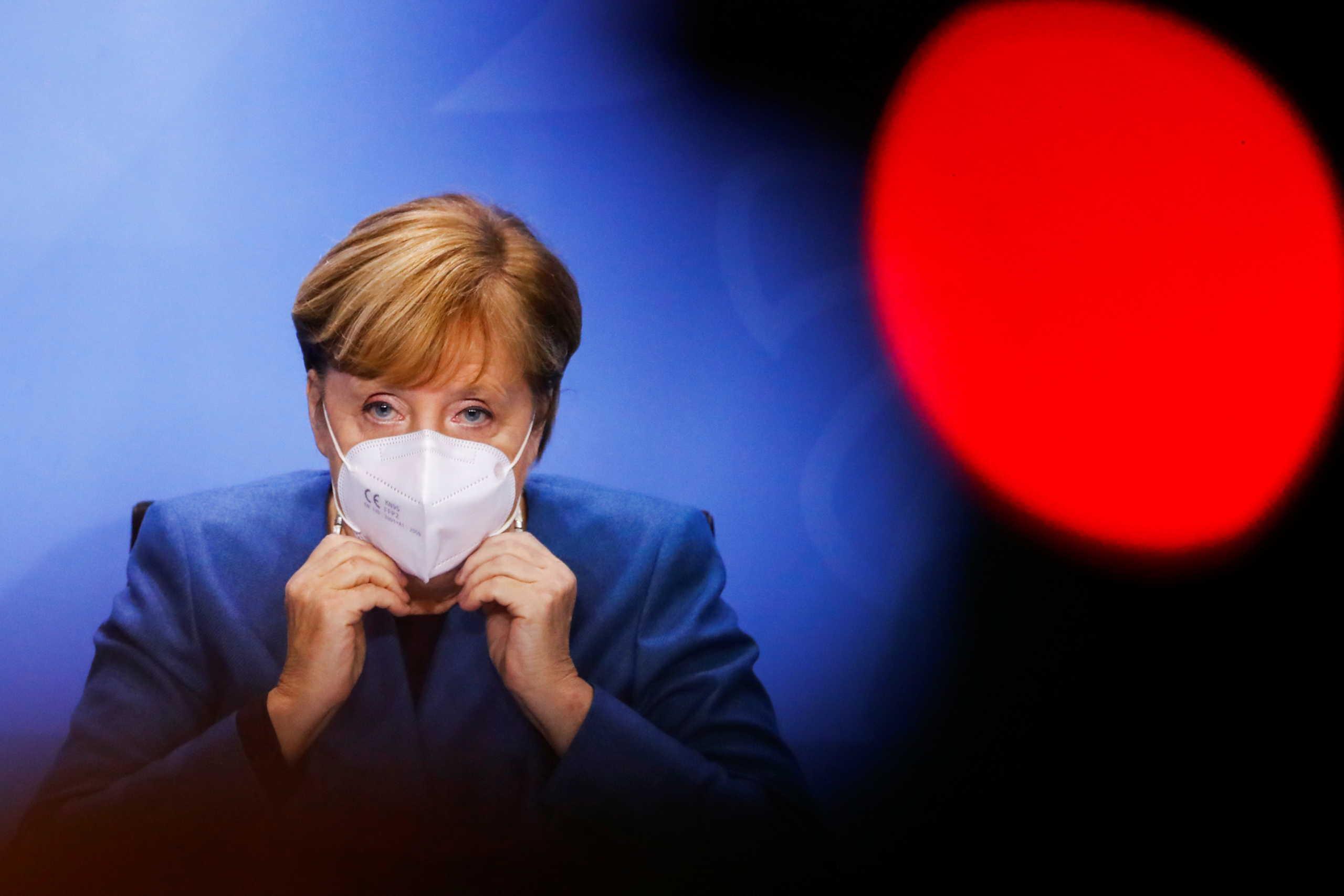 Κορονοϊός: Μερικό lockdown και στη Γερμανία – Όλα τα μέτρα που ανακοίνωσε η Μέρκελ
