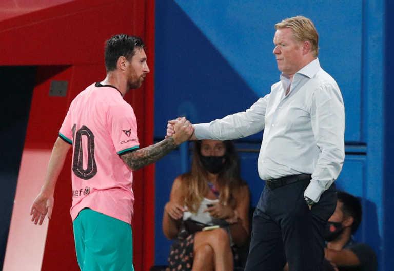 Η Μπαρτσελόνα ίδρωσε άλλα προκρίθηκε στα προημιτελικά του Copa Del Rey (video)