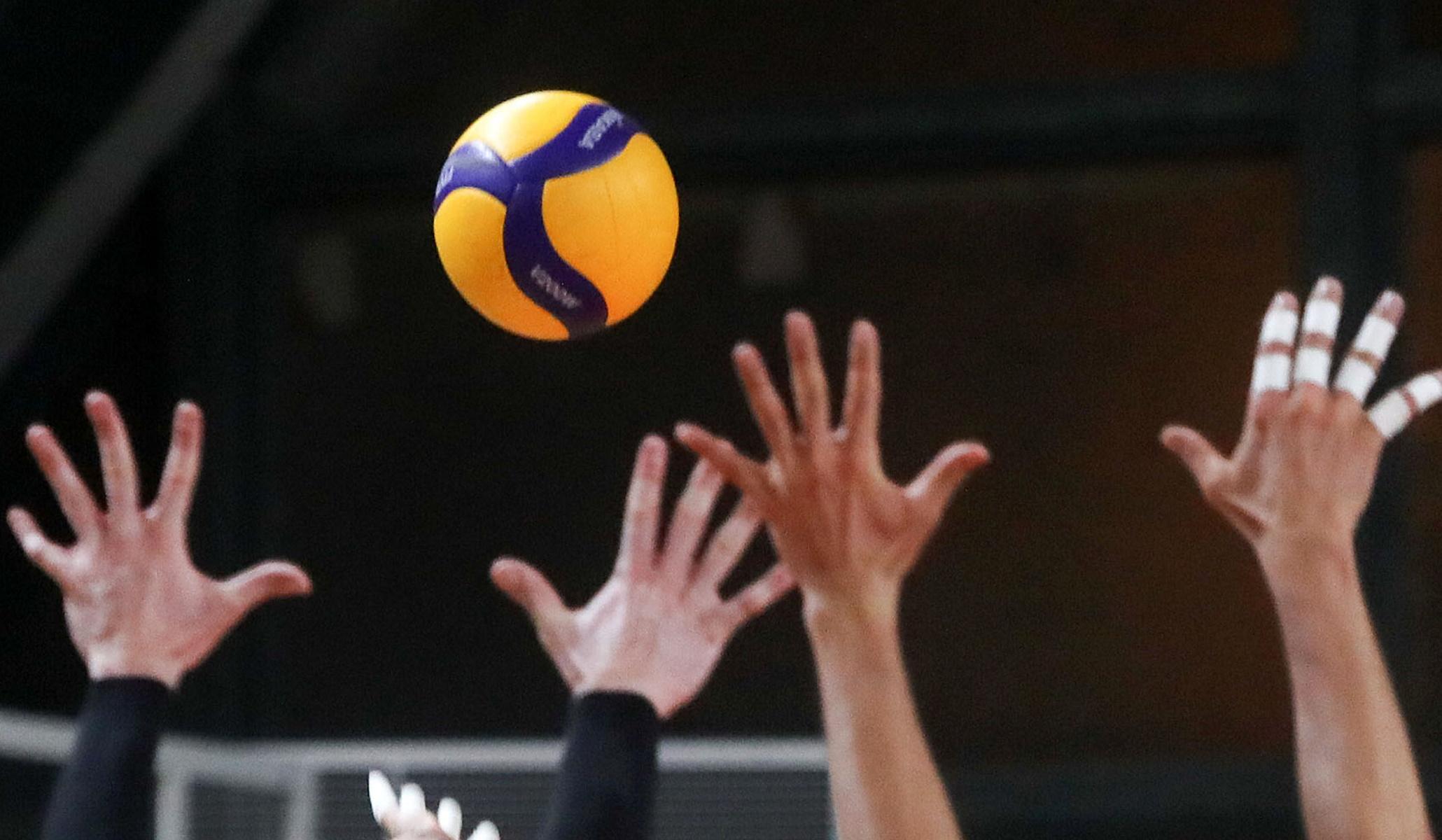 μπάλα βόλεϊ