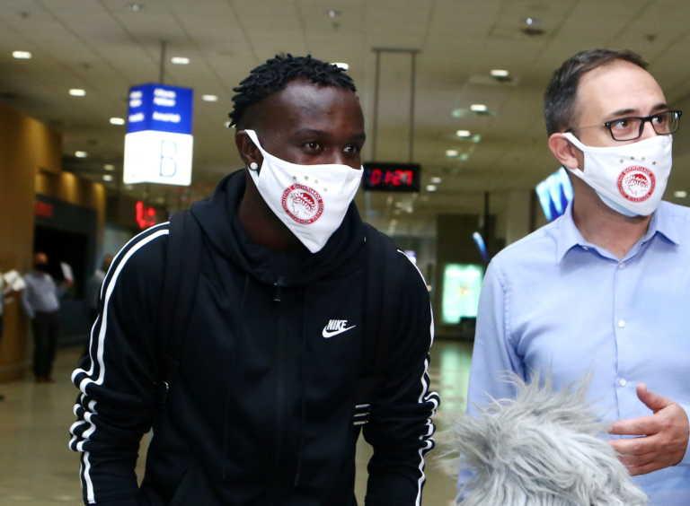 """Ολυμπιακός: """"Ερυθρόλευκος"""" ο Μπρούμα – Έπεσαν οι υπογραφές"""