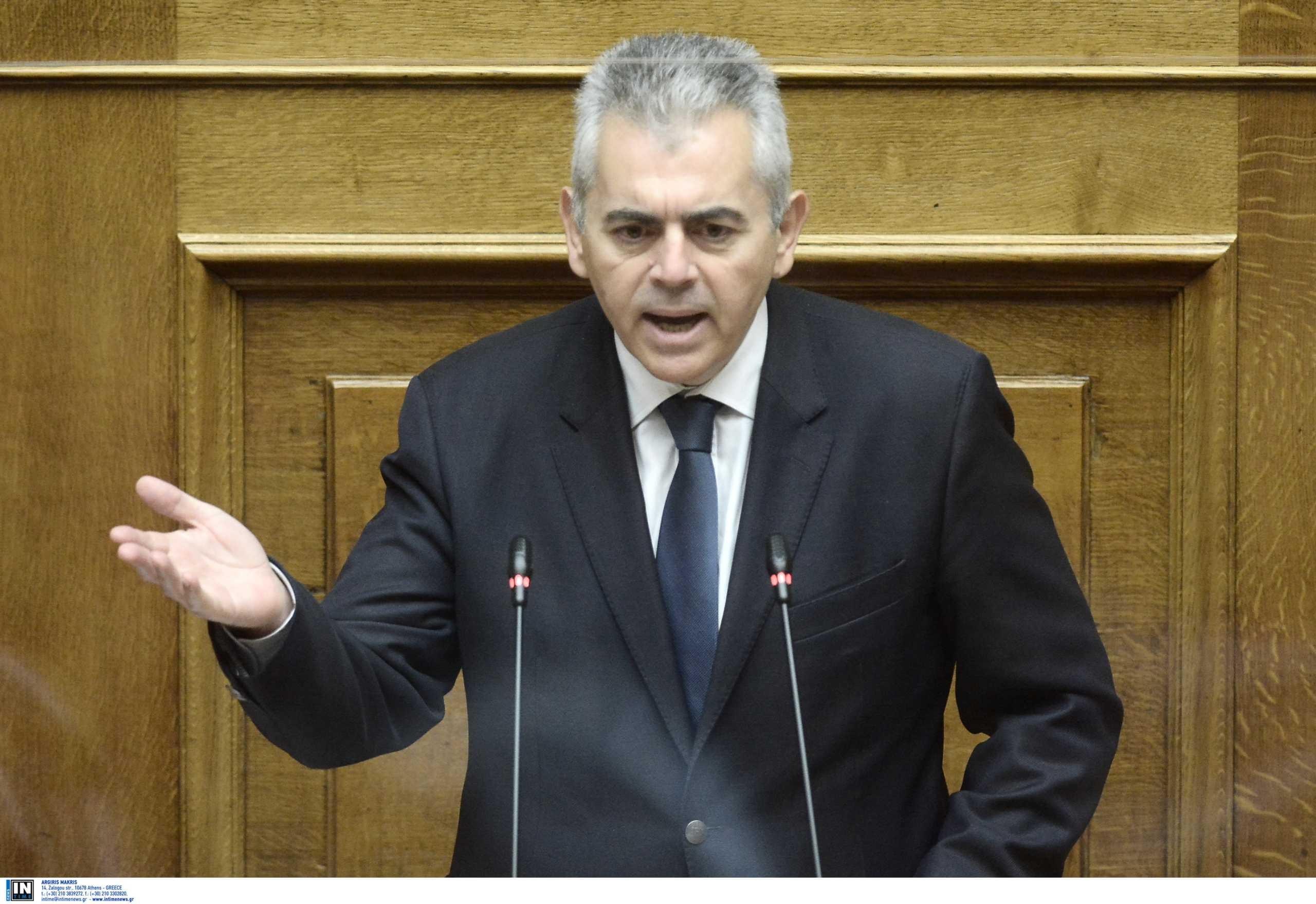 Αποχώρηση διαμαρτυρίας Μάξιμου Χαρακόπουλου από την Ομάδα φιλίας Ελλάδας – Αζερμπαϊτζάν