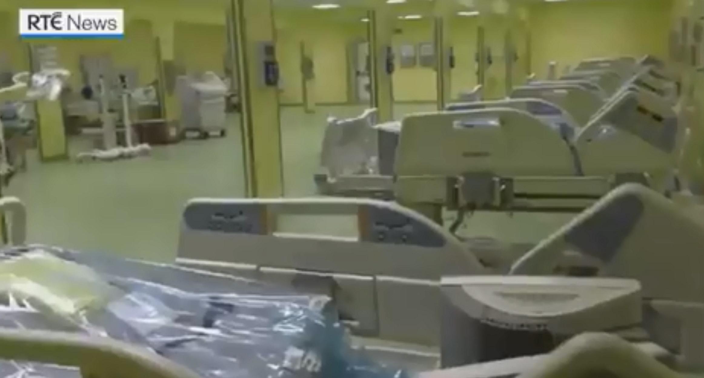 """Μιλάνο: Ανοίγει ξανά το """"νοσοκομείο Covid"""" που κατασκευάστηκε σε χρόνο ρεκόρ (video)"""