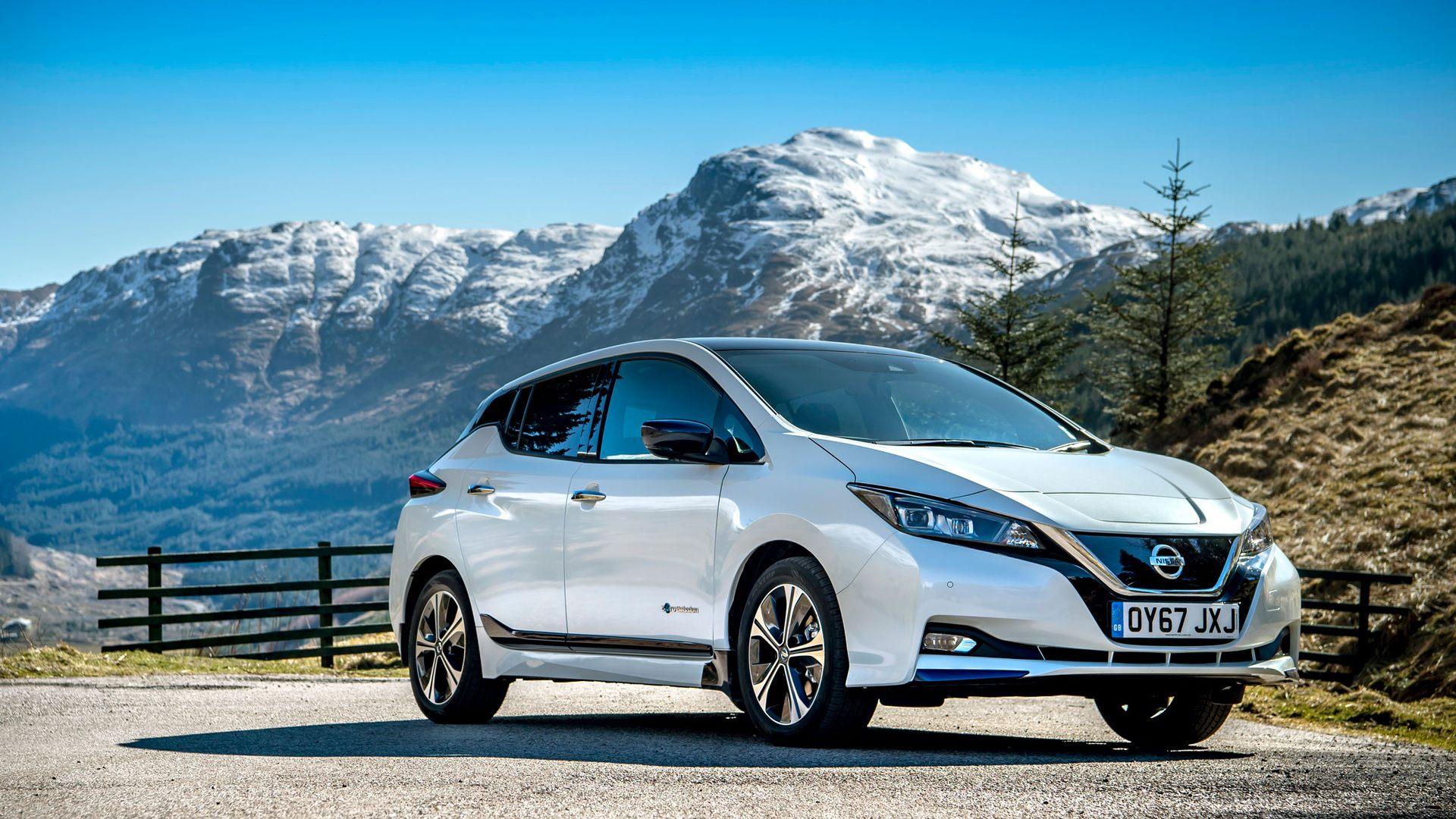 Nissan LEAF: Tο πιο αξιόπιστο ηλεκτρικό