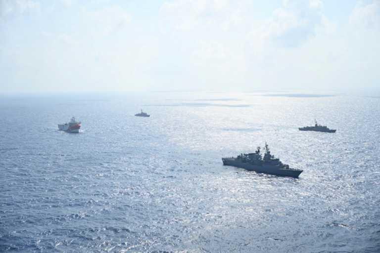 Διάβημα από τον Έλληνα πρέσβη στην Άγκυρα για την τουρκική NAVTEX