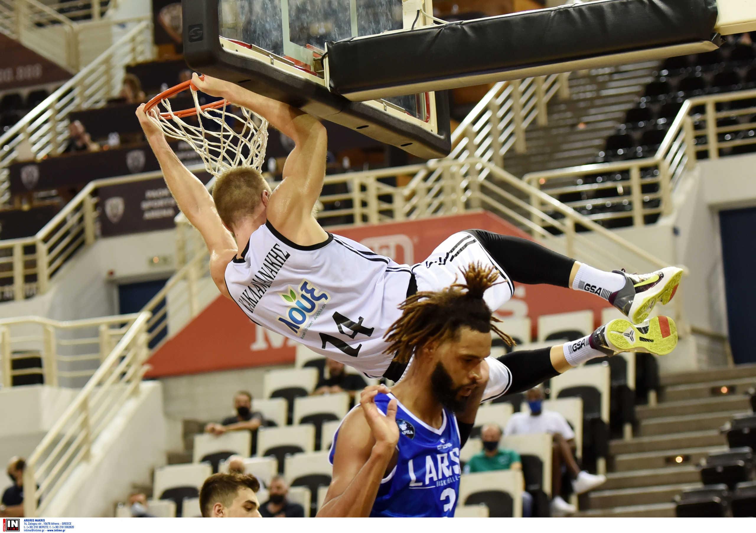 Κύπελλο Ελλάδας μπάσκετ: Ο ΠΑΟΚ με… περίπατο στα προημιτελικά