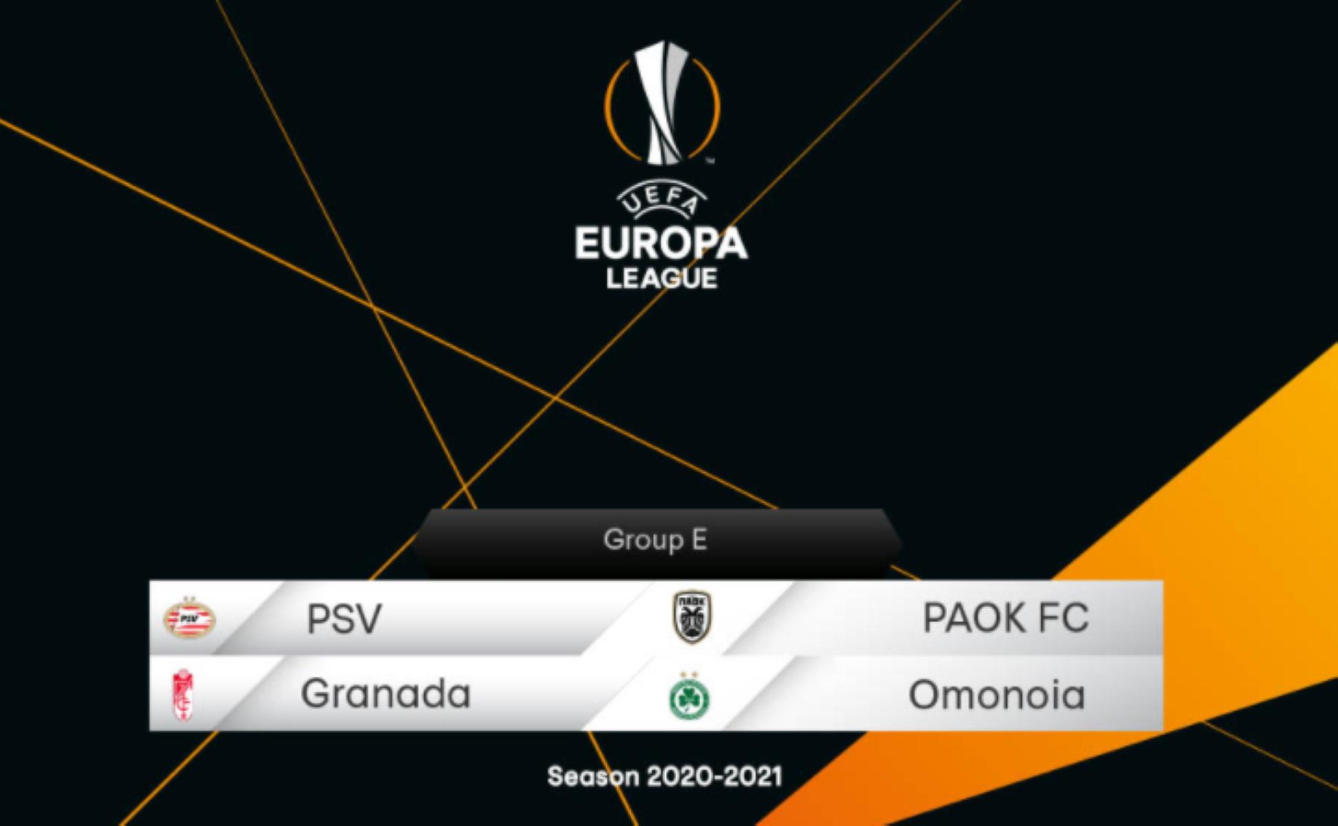 Το προφίλ των αντιπάλων του ΠΑΟΚ στο Europa League