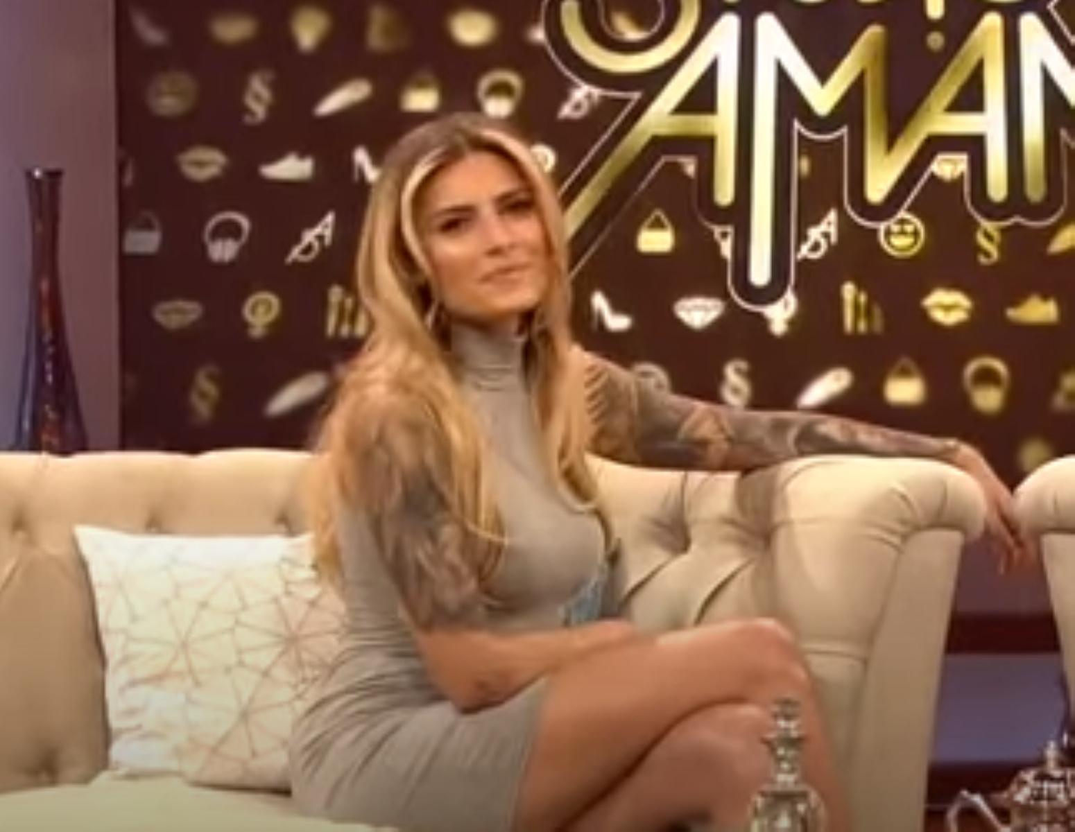 Στην Ελλάδα για γυρίσματα reality show η εκρηκτική σύντροφος του Κάριους (pics)