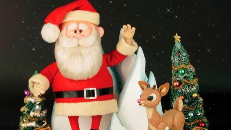 Στο «σφυρί» κούκλες από την ταινία «Rudolf the Red-Nosed Reindeer» (video)