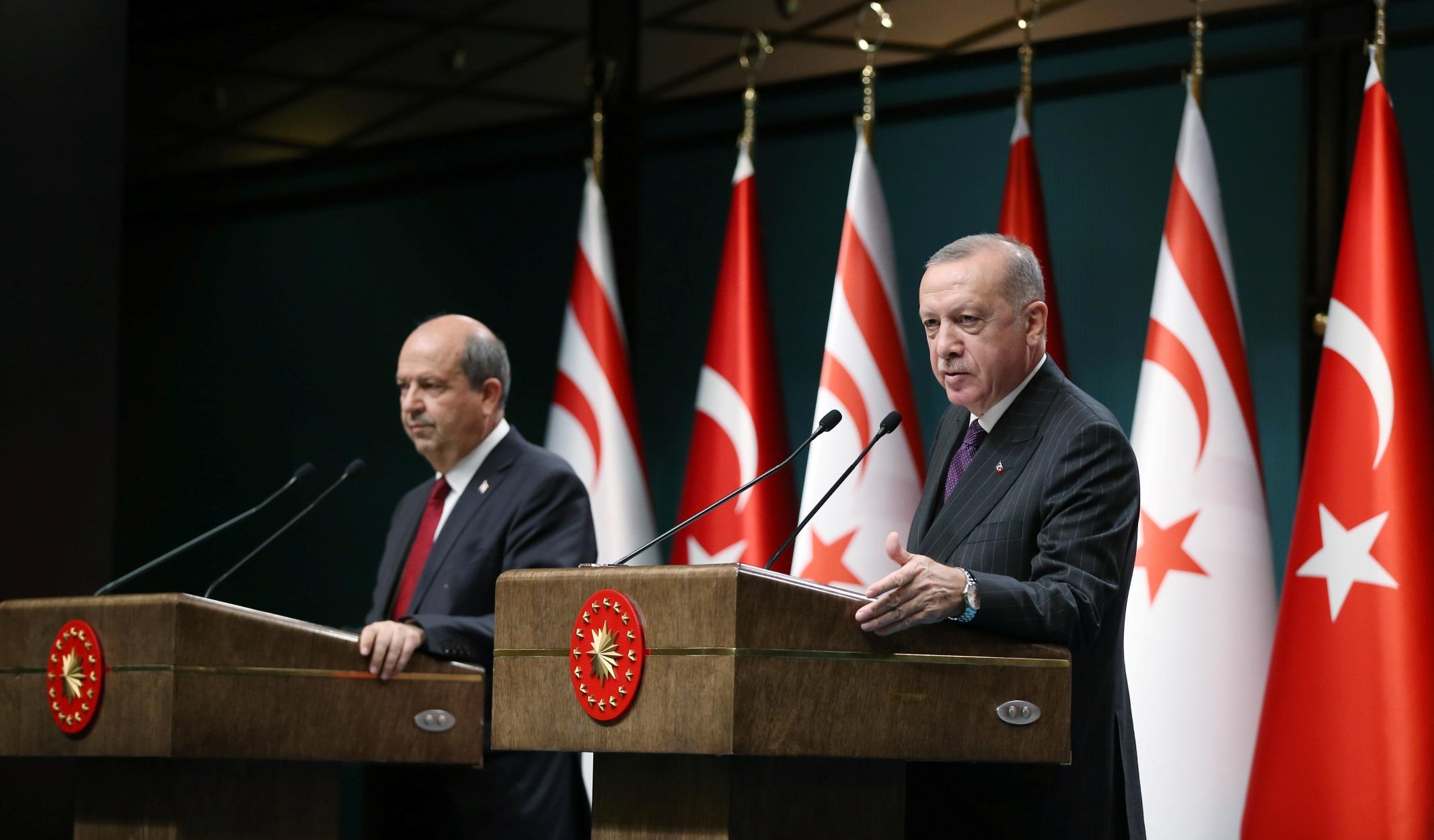 Κατεχόμενα: Κατέρρευσε η κυβέρνηση συνεργασίας μετά την απόφαση Ερντογάν για τα Βαρώσια