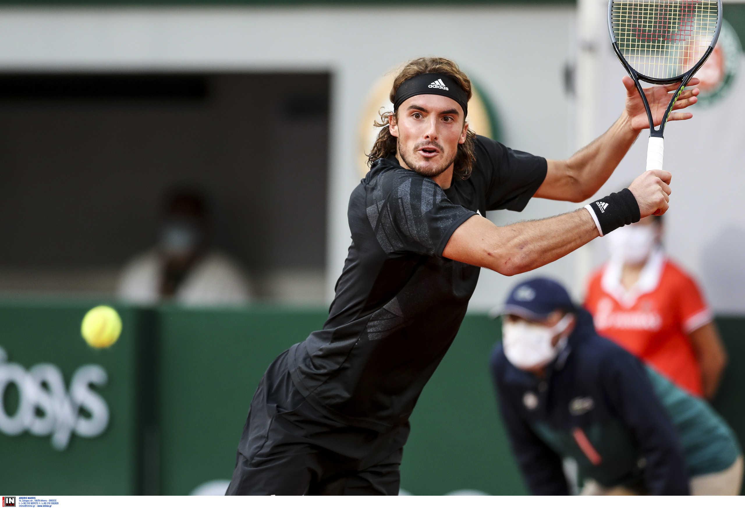 Κόντρα στον Τζόκοβιτς ο Τσιτσιπάς για μία θέση στον τελικό του Roland Garros