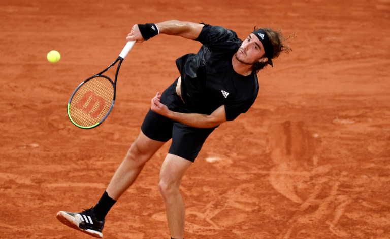 """Τσιτσιπάς: Κόντρα στον Κουέβας για το """"εισιτήριο"""" στον 3ο γύρο του Roland Garros"""