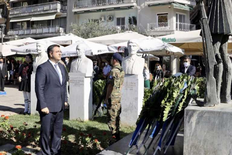 Ημέρα Μακεδονικού Αγώνα – Τζιτζικώστας: Ο Μακεδονικός Αγώνας εδραίωσε την ελληνικότητα της Μακεδονίας