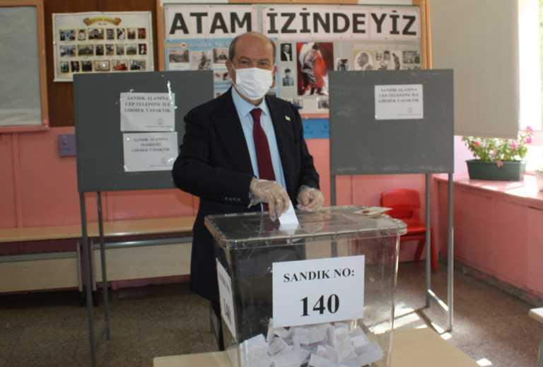 H Τουρκία χαιρετίζει τη νίκη Τατάρ στα κατεχόμενα – Προκλητικό tweet Τσαβούσογλου