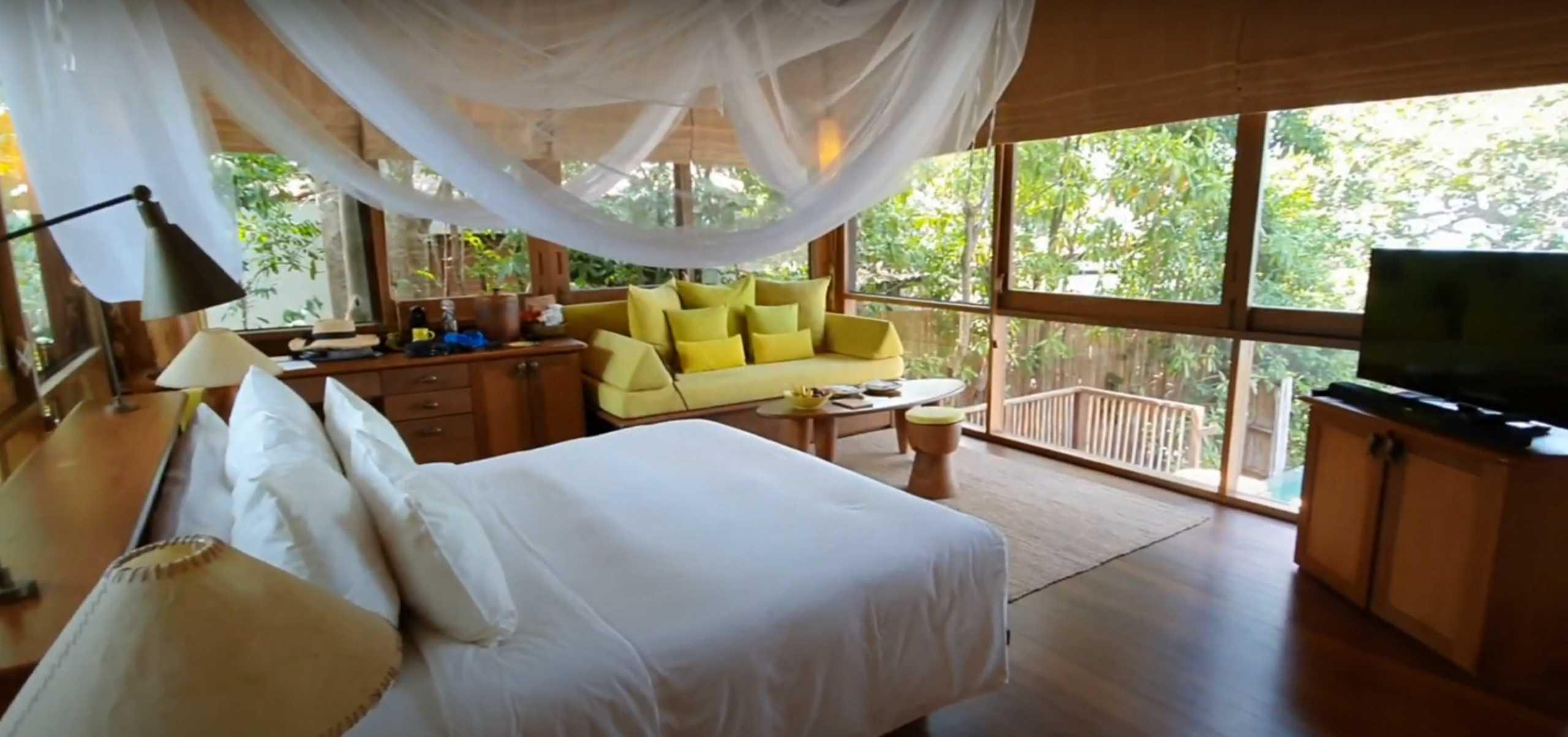"""Σε """"πεντάστερη καραντίνα"""" οι πρώτοι ξένοι τουρίστες στην Ταϊλάνδη – Ιδιωτικές πισίνες και king size κρεβάτια"""