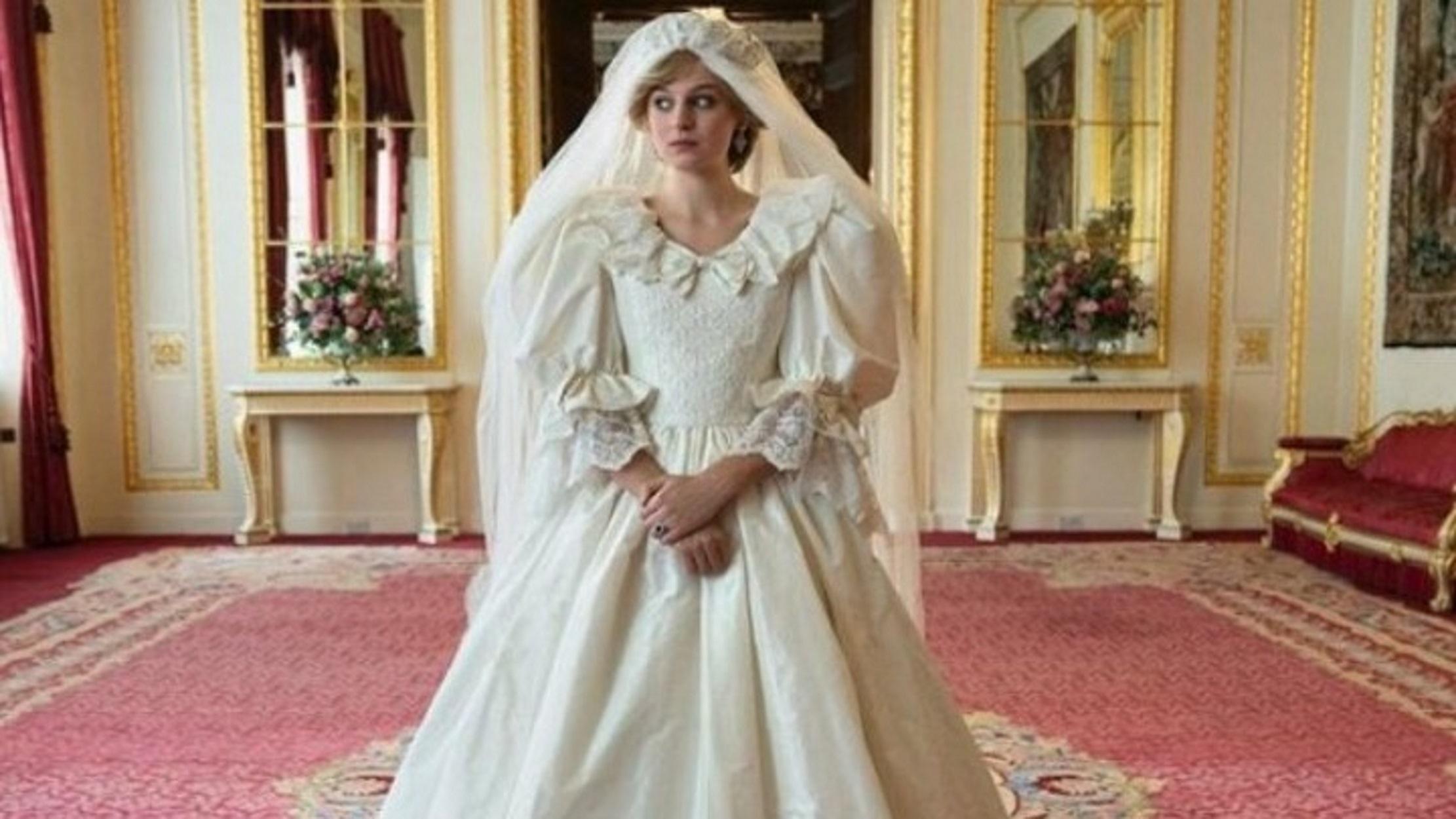 Η Έμα Κόριν για το «The Crown» και την πριγκίπισσα Νταϊάνα