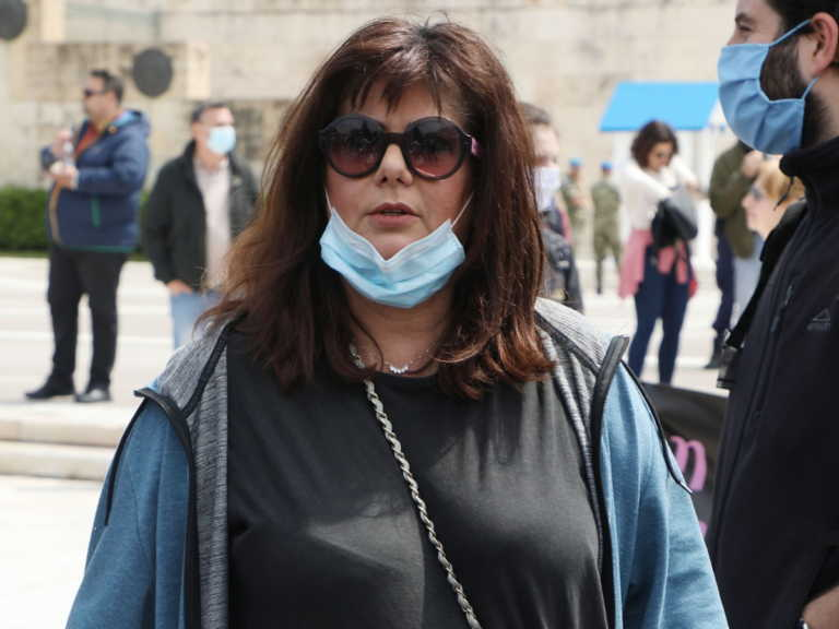 Ξεσπά δημόσια η Βάσια Παναγοπούλου για το κλείσιμο των θέατρων!