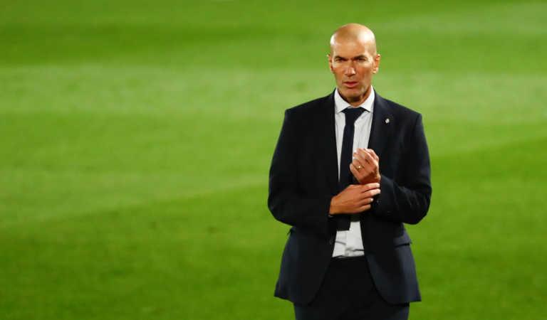 """Ρεάλ Μαδρίτης: Παίζει… το κεφάλι του ο Ζιντάν! Μπροστά του η Μπαρτσελόνα – Οι πιθανοί """"διάδοχοι"""""""