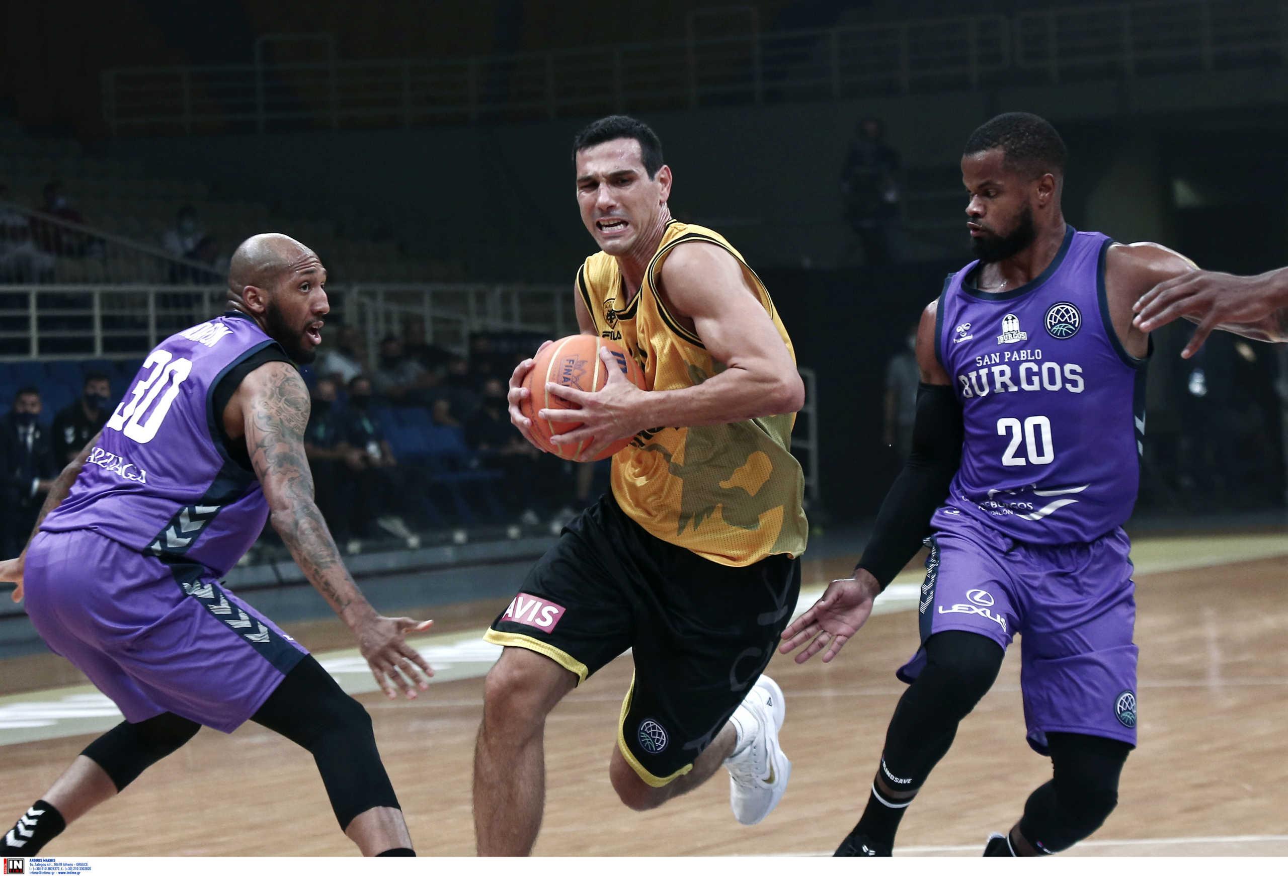 Μπούργος – ΑΕΚ 85-74 ΤΕΛΙΚΟ: Σήκωσαν την κούπα οι Ισπανοί