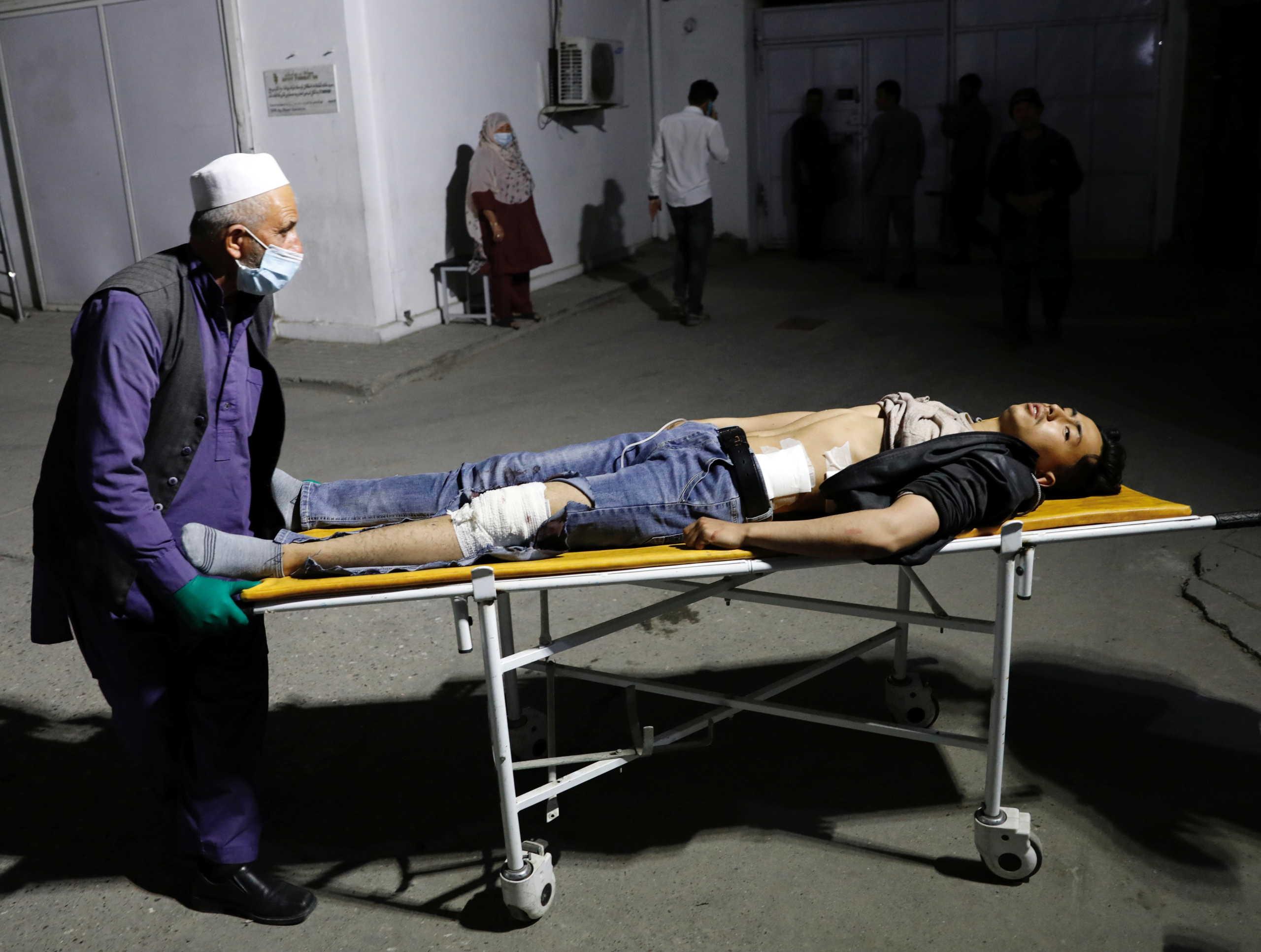 Αφγανιστάν: Τουλάχιστον 13 νεκροί από έκρηξη σε εκπαιδευτικό κέντρο στην Καμπούλ