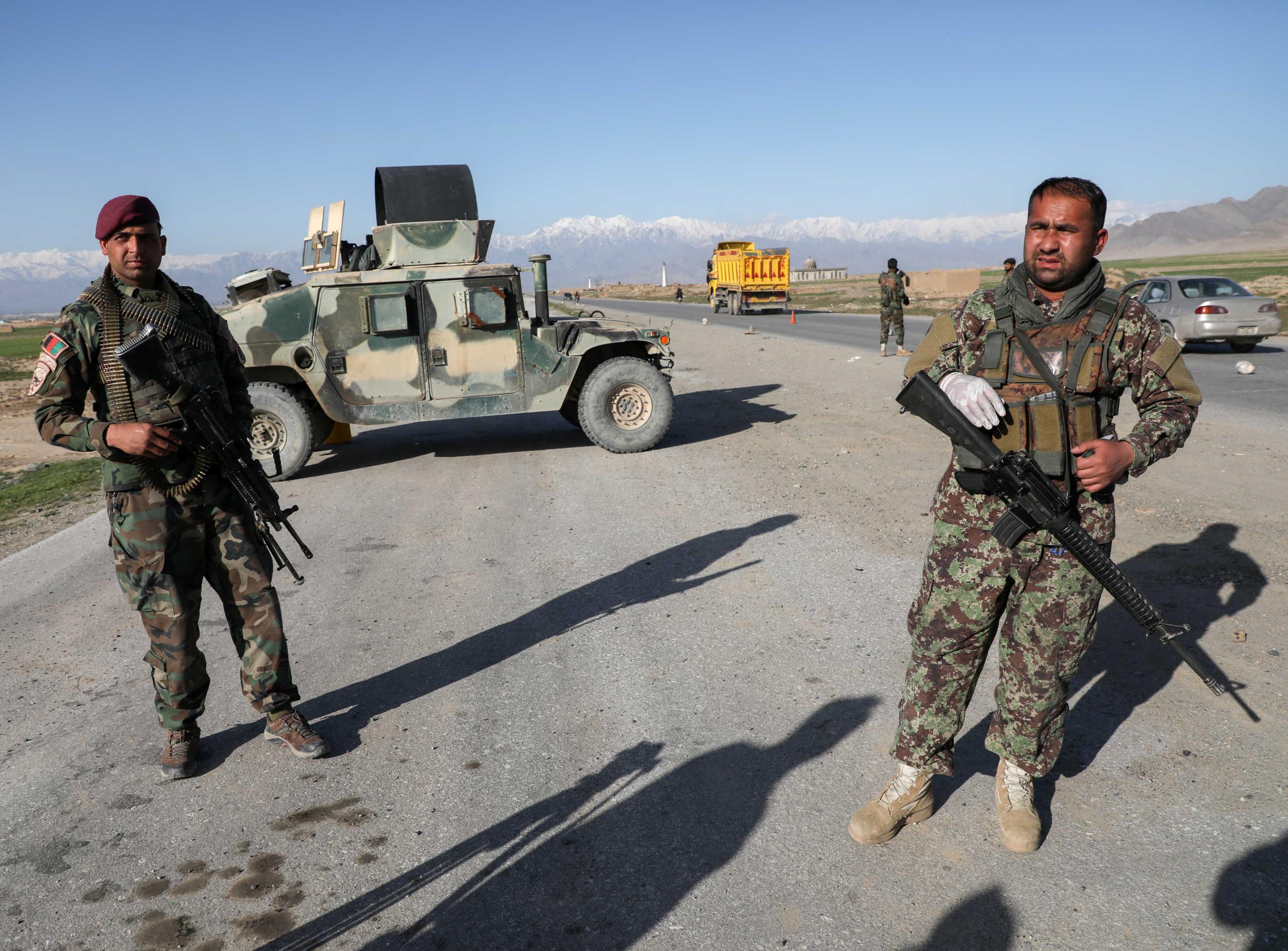 Αφγανιστάν: Νέες μάχες ανάμεσα στους Ταλιμπάν και στις αμερικανικές δυνάμεις
