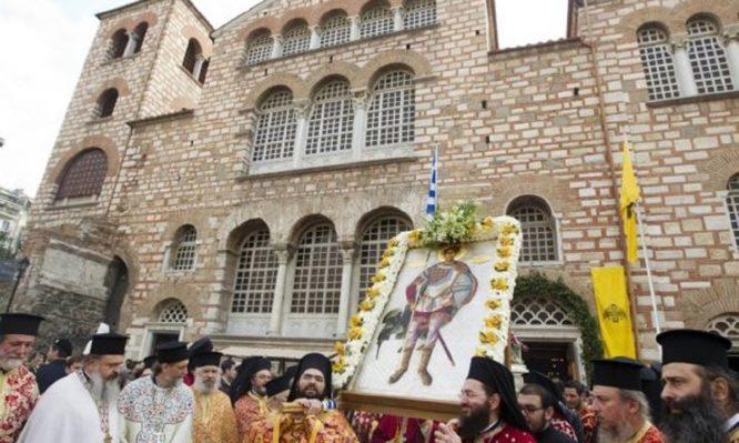 Γιατί ο Άγιος Δημήτριος είναι ο προστάτης της Θεσσαλονίκης;