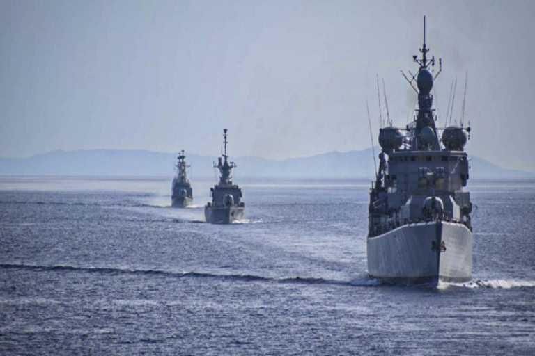 """Τραβάει το σκοινί η Άγκυρα! """"Πολεμικός"""" παροξυσμός με αλλεπάλληλες ασκήσεις του τουρκικού στόλου στο Αιγαίο"""