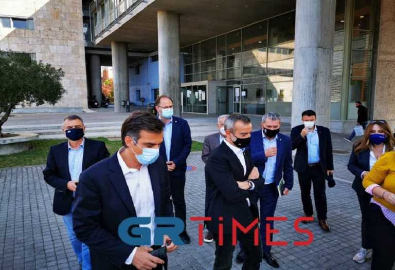 """Πρόεδρος ΕΟΔΥ: Πάνω από 50 θετικά τεστ κορονοϊού από αυτά που έγιναν σήμερα δωρεάν στη Θεσσαλονίκη – """"Αναμένουμε αύξηση των κρουσμάτων""""!"""