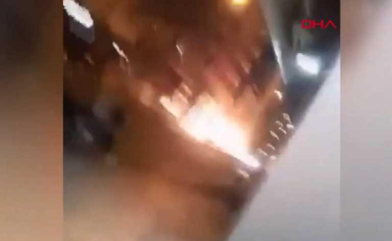 Τουρκία: Ισχυρή έκρηξη συγκλόνισε την Αλεξανδρέττα! video