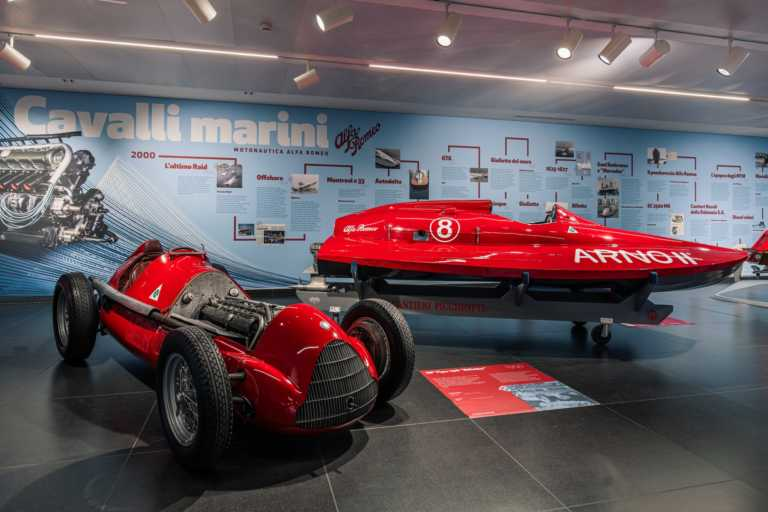 Όταν η Alfa Romeo… πάει θάλασσα! [pics]