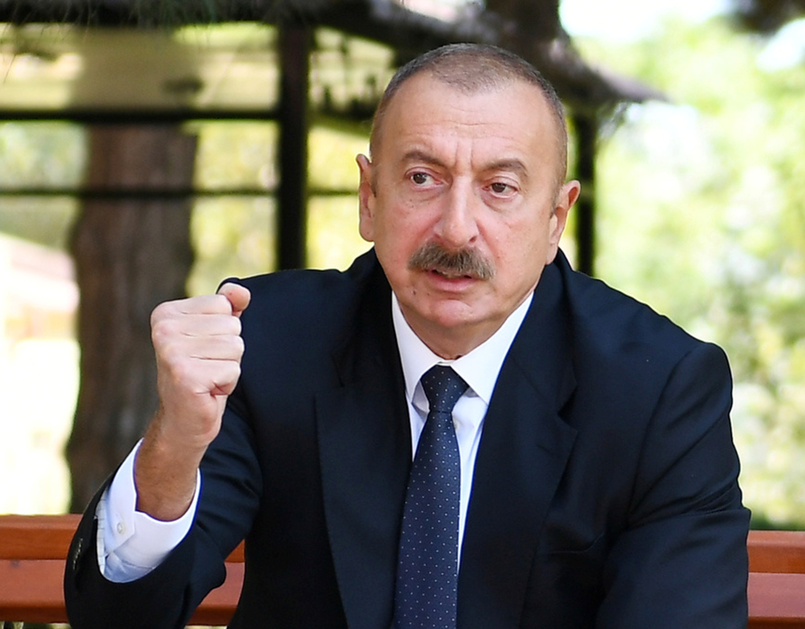 """Ναγκόρνο Καραμπάχ: Αποχώρηση των Αρμενίων ζητά το Αζερμπαϊτζάν – """"Να μας ζητήσετε συγγνώμη"""""""