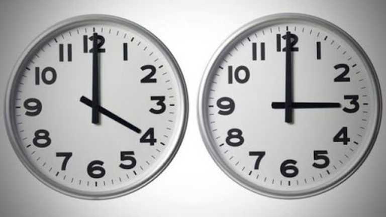 Αλλαγή ώρας 2020: Η ανακοίνωση του υπουργείου Μεταφορών