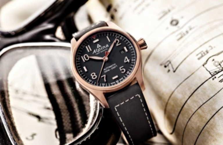 Η Alpina μόλις κυκλοφόρησε 5 πανέμορφα και προσιτά pilot ρολόγια
