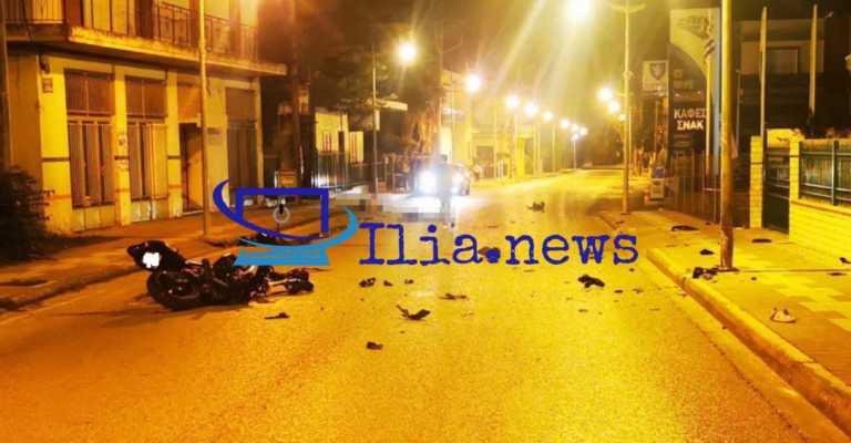 Τραγωδία στην Αμαλιάδα – Νεκρή μια 24χρονη σε τροχαίο (pics)