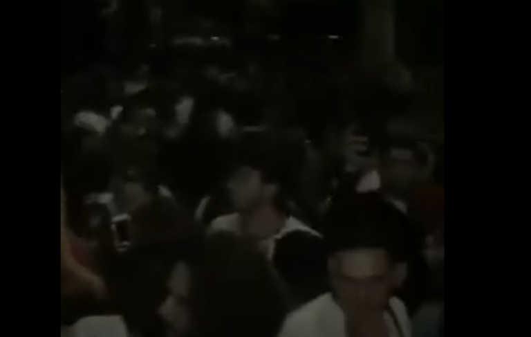 """Υποβαθμίζει ο Πρύτανης του ΑΠΘ το πάρτι 1.500 ατόμων: """"Μιλάμε για κάποιες δεκάδες φοιτητών σε τρία σημεία του campus…"""""""