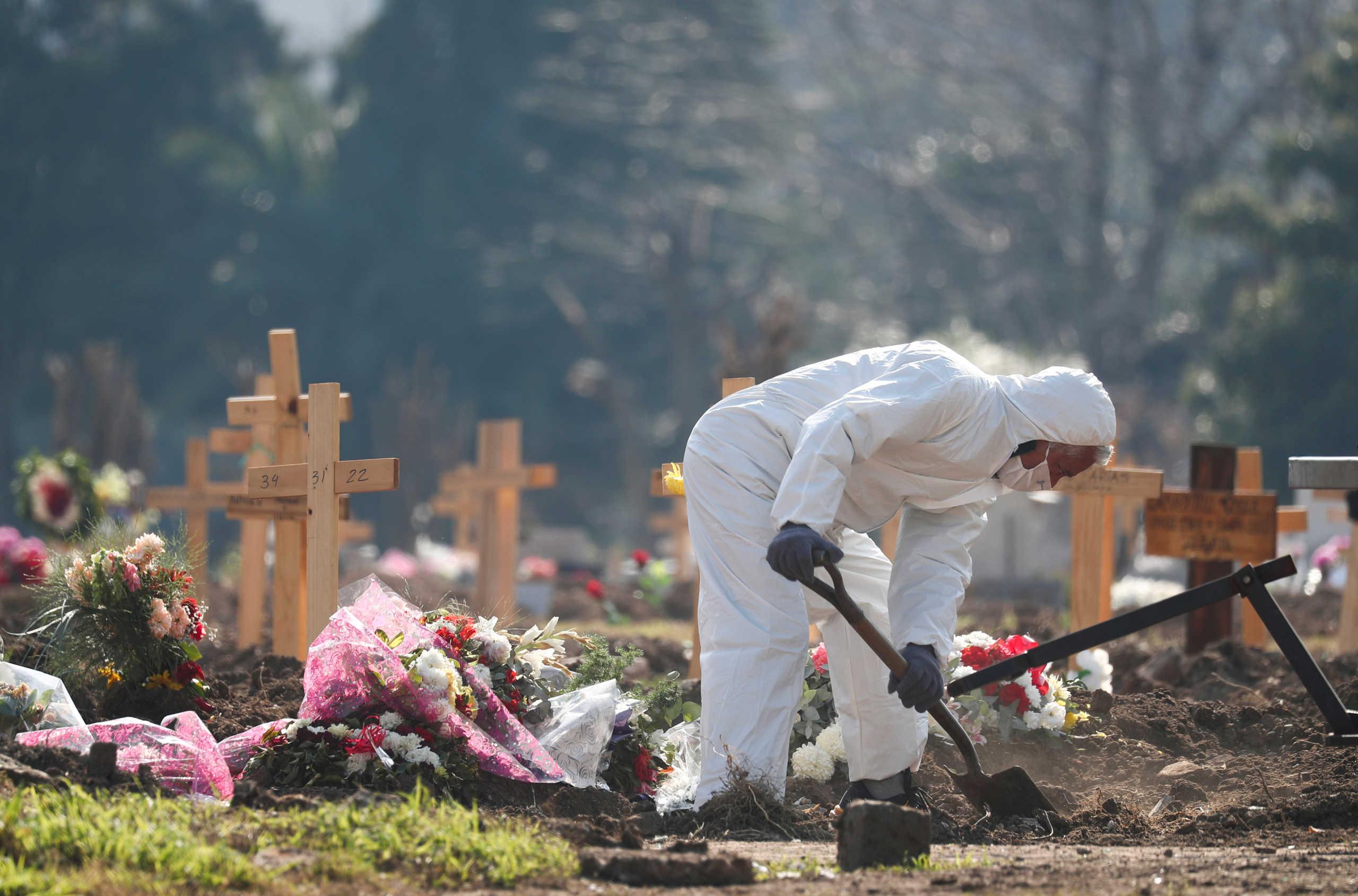 Αργεντινή: 10.621 κρούσματα κορονοϊού και 379 νεκροί το τελευταίο 24ωρο