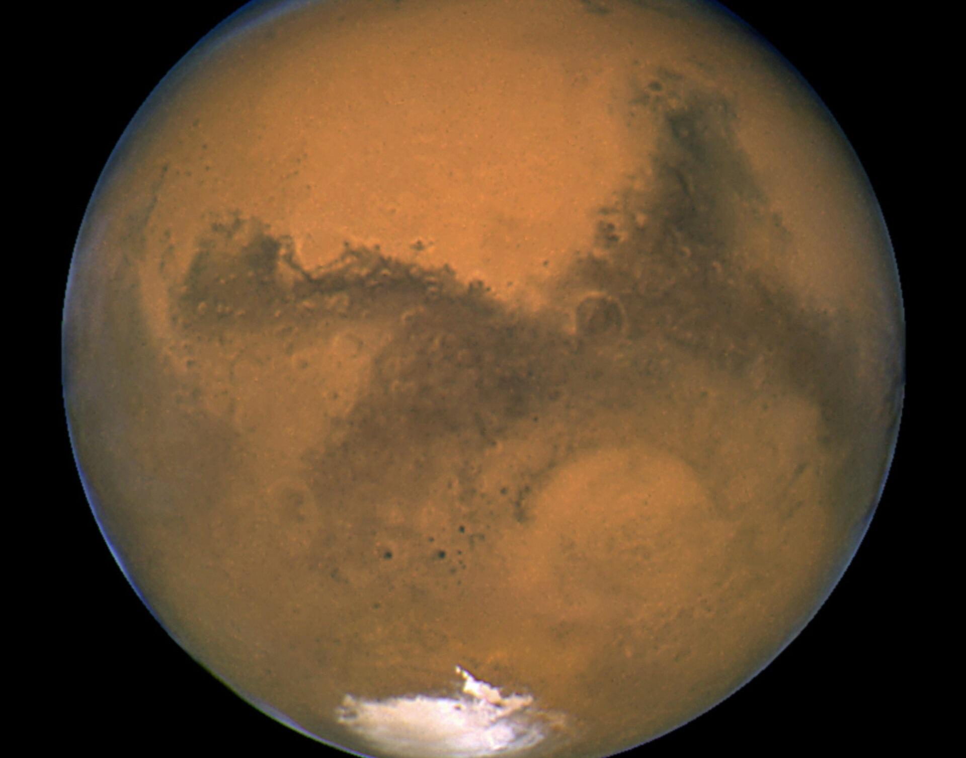 Ο φωτεινότερος και μεγαλύτερος ο Άρης ως το 2035